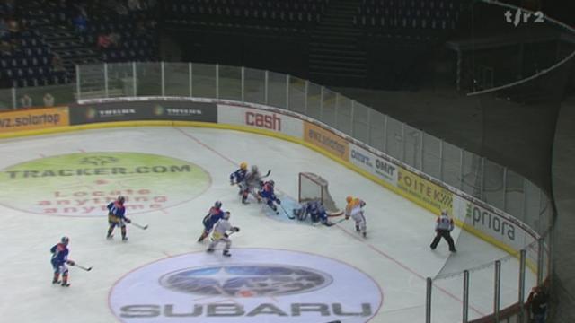Hockey / LNA (50e j.): Zurich - Genève-Servette (3-0)