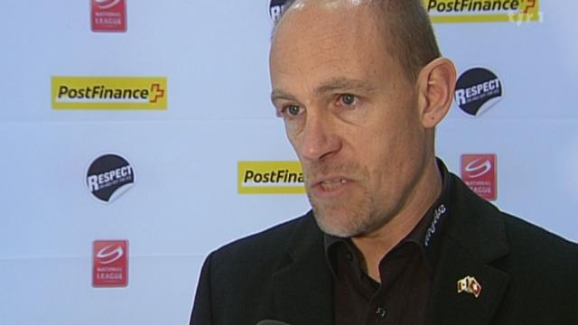 Hockey / LNA: résumé des affiches des playoffs + itw Hans Kossmann (entraîneur Fribourg-Gottéron)