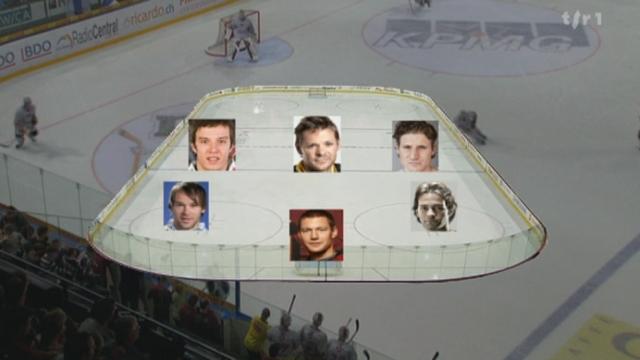 Hockey / LNA: découverte de l'équipe type de la rédaction