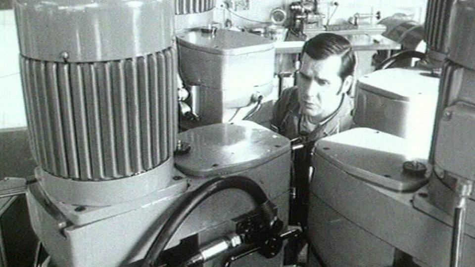 Vivre en usine [TSR 1971]