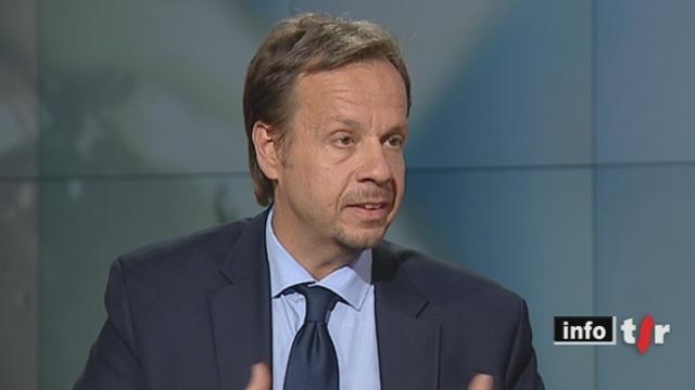 Boulversement audiovisuel: les précisions de Gilles Marchand, directeur de la radio et télévision suisse