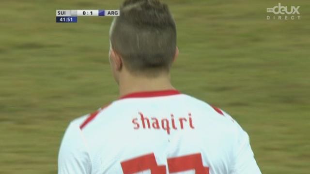 Match amical à Berne. Meilleur Suisse, Granit Xhaka faillit égaliser à la 42e minute