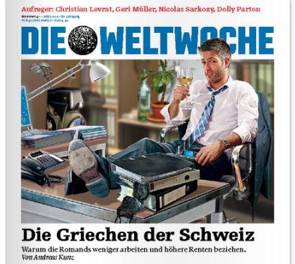 un journaliste autrichien porte plainte contre la weltwoche suisse. Black Bedroom Furniture Sets. Home Design Ideas