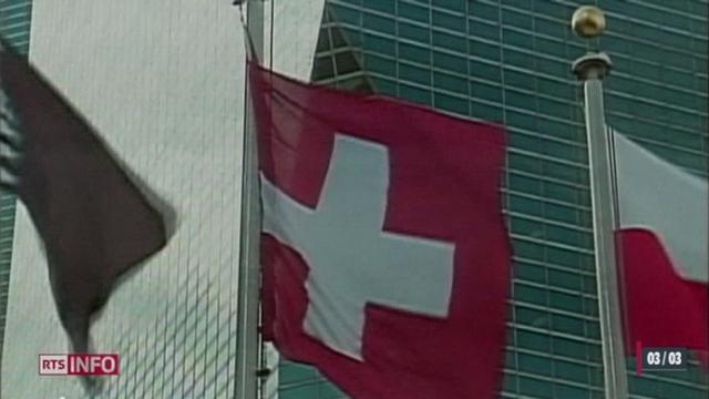 La Suisse fête ses dix ans de présence à l'ONU