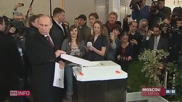 Elections russes : plus de 100 millions d'électeurs sont appelés aux urnes pour une présidentielle qui devrait ramener Vladimir Poutine au Kremlin