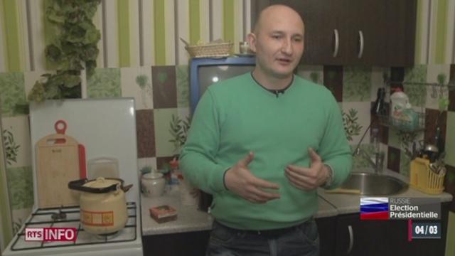 Elections présidentielles russes : portrait de quelques électeurs russes pro-Poutine