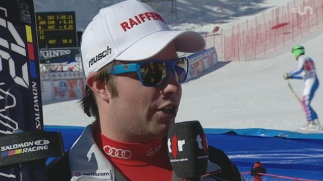 Ski alpin / Coupe du Monde : Beat Feuz a engrangé 210 points en trois jours en Norvège et compte désormais 115 points d'avance sur son dauphin, Marcel Hirscher