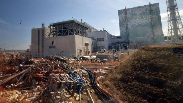 Fukushima. Le nucléaire en question, une année après. [Yoshikazu Tsuno - AFP]