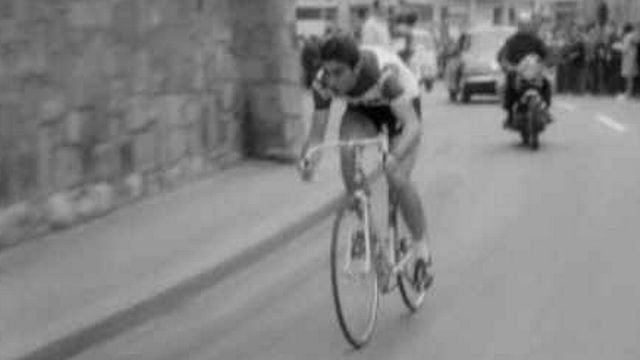 Course cycliste A travers Lausanne 1967 [TSR, 1969]