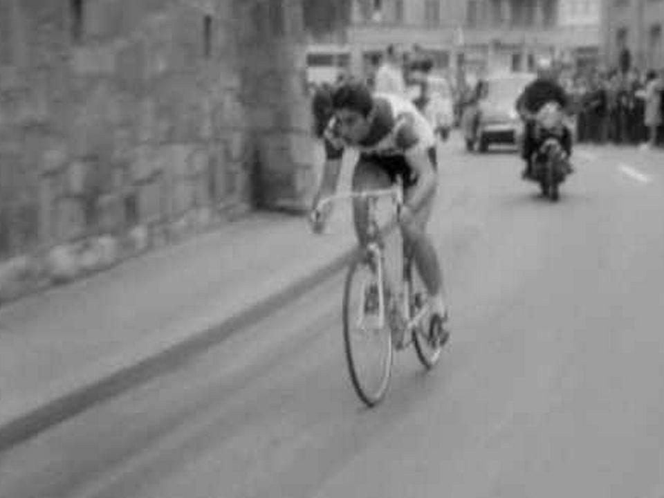 Course cycliste A travers Lausanne 1967 [TSR, 1969]