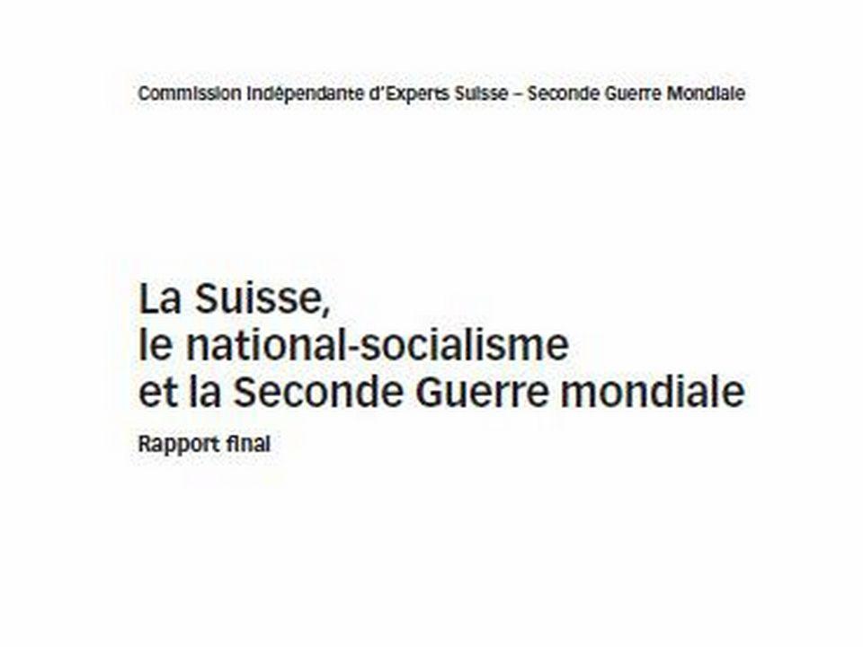 Rapport final de la commission Bergier [TSR 2002]