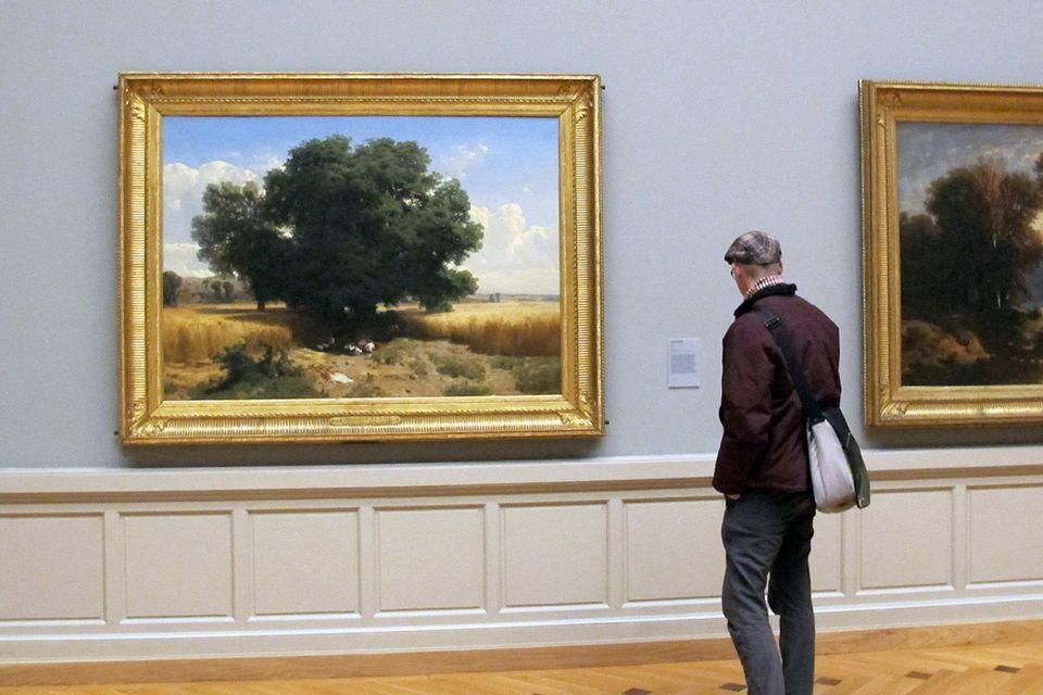 Jean-Jacques Rousseau entretenait un lien très fort avec la nature. [Audrey Sommer - RTS]