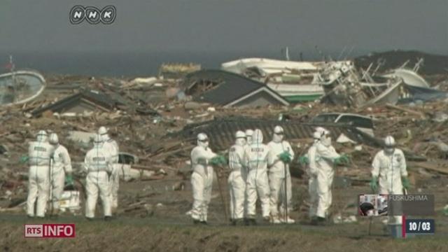 Catastrophe de Fukushima: le 11 mars 2011, le Nord-Est du Japon était frappé par un puissant séisme suivi d'un tsunami, provoquant la pire catastrophe nucléaire depuis Tchernobyl