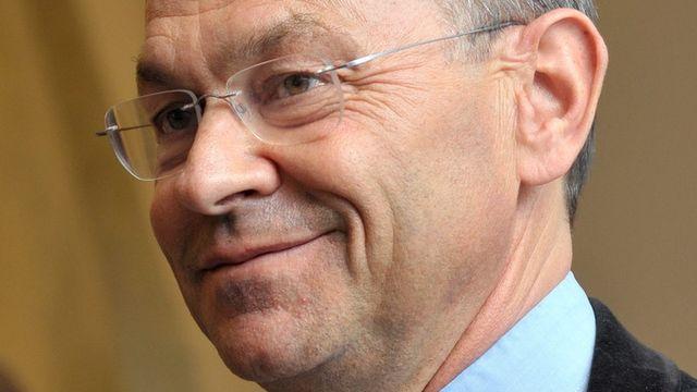 Olivier Français, conseiller national, municipal responsable des travaux de la ville de Lausanne. [Dominic Favre - Keystone]