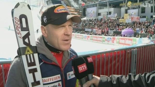 Ski alpin: une page se tourne pour Didier Cuche