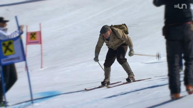 Ski alpin: Didier Cuche a fait ses adieux au cirque blanc