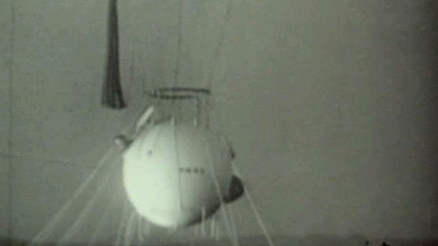 Piccard ballon [TSR]