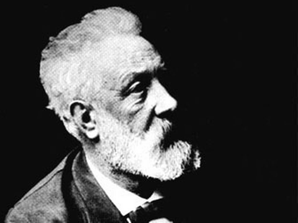 Jules Verne in 1892. [Wikicommons: Domaine public]