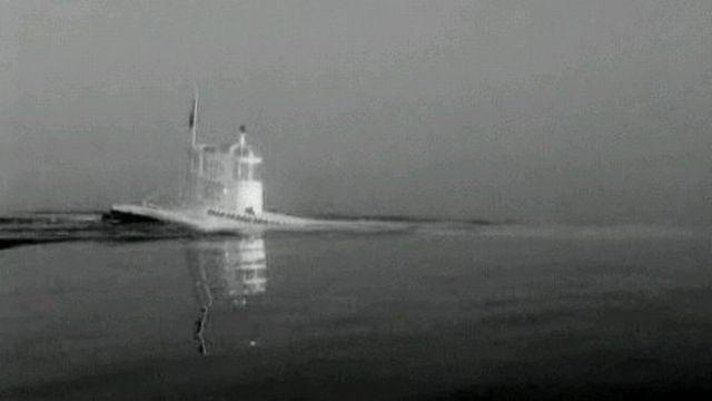 Mésoscaphe 1964 [TSR]
