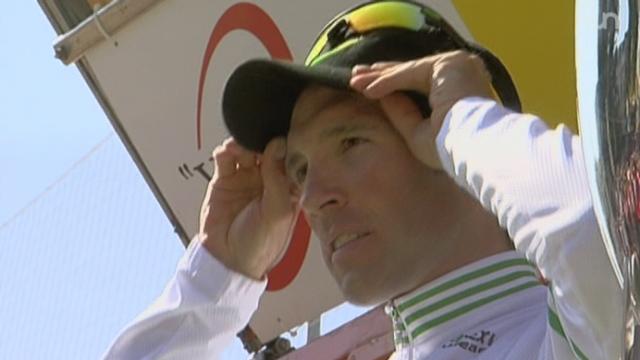 Cyclisme/Tour de Catalogne: Michael Albasini a remporté le plus beau succès de sa carrière