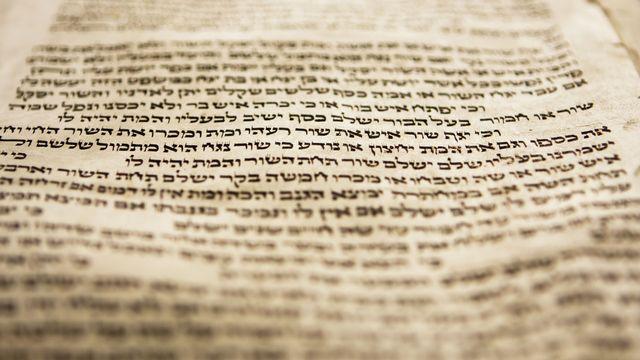 Rabbin et philosophe, Marc-Alain Ouaknin crée des passerelles entre la tradition juive et les sciences humaines. [Searagen - Fotolia]