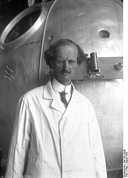 Auguste Piccard.