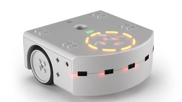 Le robot Thymio. [thymio.org]