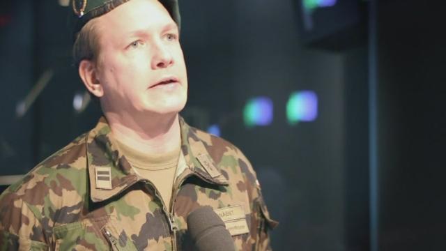 """Le système informatique """"FIS"""" de l'armée suisse"""