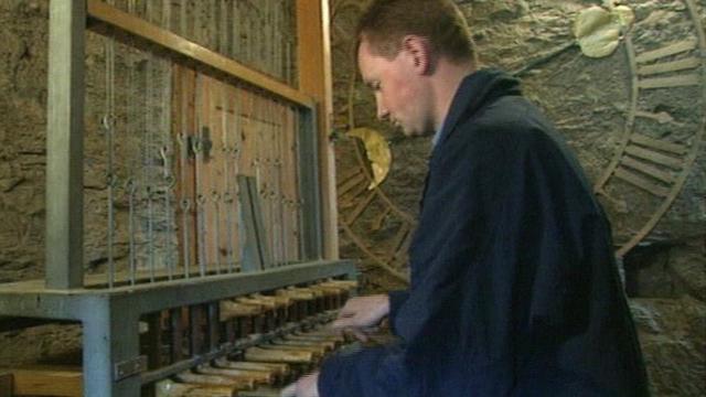 Carillonneur de Lens. [RTS 1999]