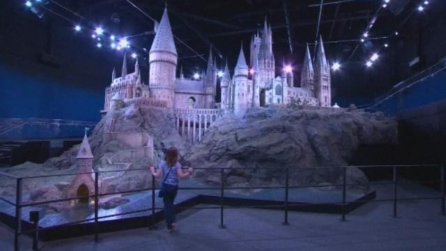 Sequences Choisies Les Decors Des Films Harry Potter Video