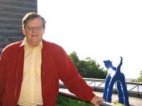Denis Müller, théologien et professeur d'éthique à l'Université de Lausanne. [photo personnelle]
