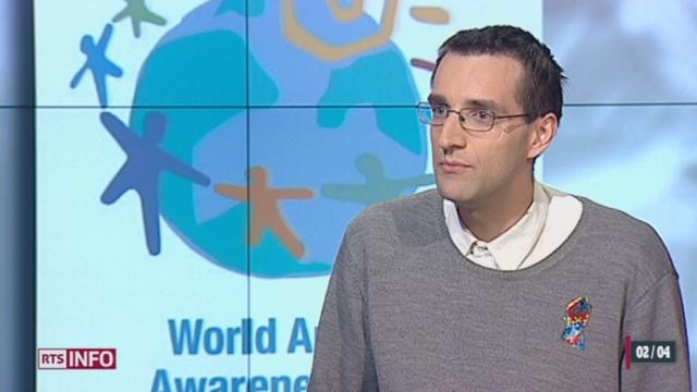 Cinquième journée mondiale de sensibilisation à l'autisme: entretien avec Josef Schovanec, chercheur en philosophie et sciences sociales et porteur du syndrôme d'Asperger