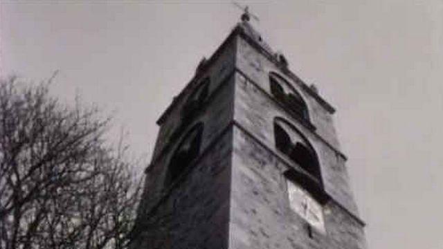 Eglise de Martigny [TSR 1964]