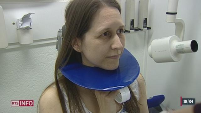 Une étude américaine affirme que les radiographies effectuées chez le dentiste augmentent le risque de développer une forme de tumeur cérébrale