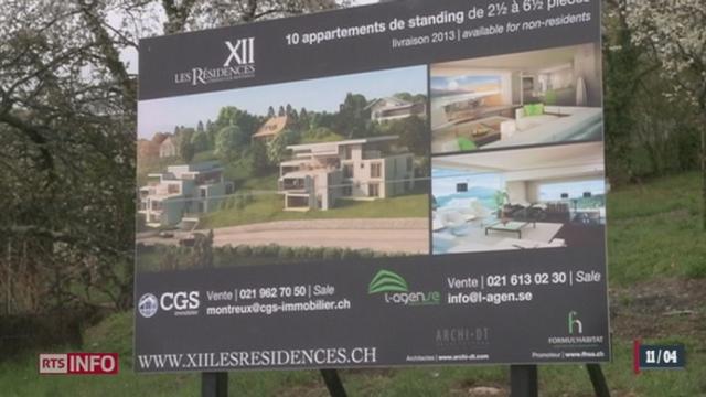 Franz Weber lance un appel aux communes touristiques pour suspendre l'octroi de permis de construire