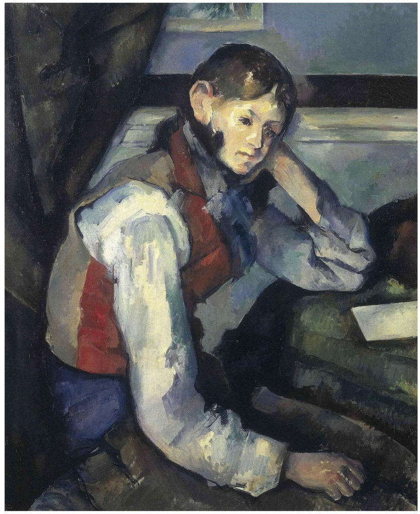 Cézanne, collection Bührle