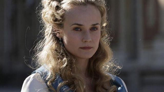 """Diane Kruger est Marie-Antoinette dans le film """"Les Adieux à la reine"""". [Ad Vitam Distribution]"""
