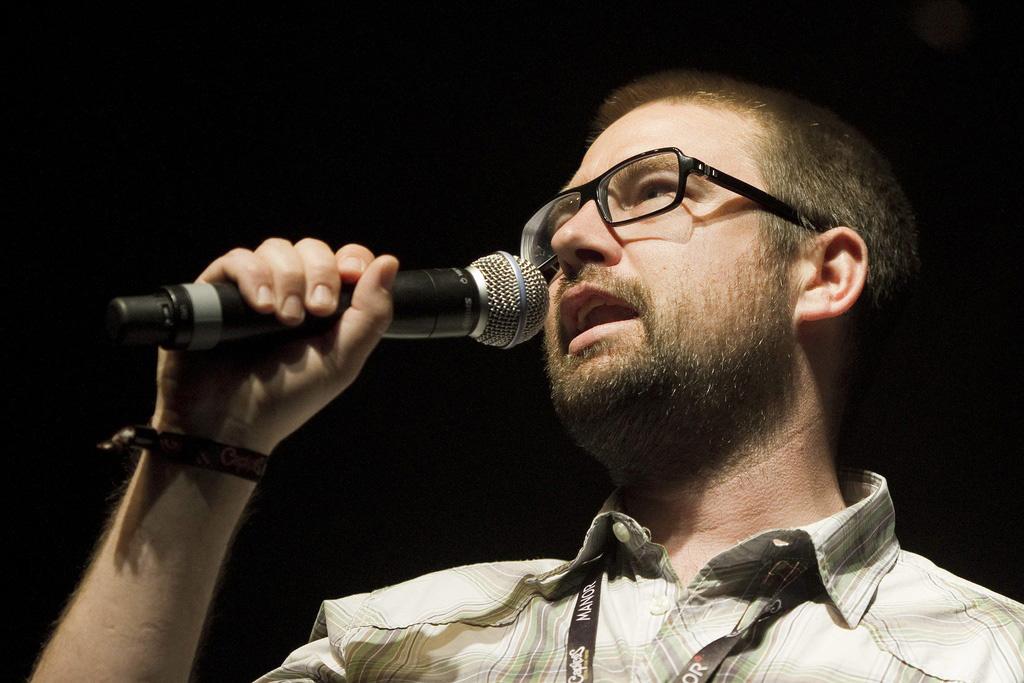 Samuel Bonvin, directeur du Caprices festival. - 3925550