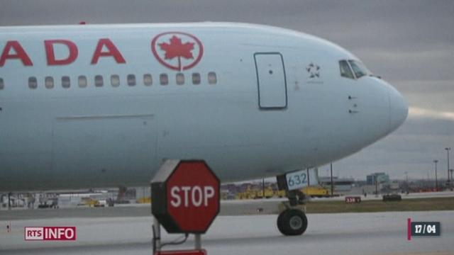 L'incident survenu sur le vol de ligne Toronto-Zurich en janvier 2011 serait dû à une erreur de pilotage