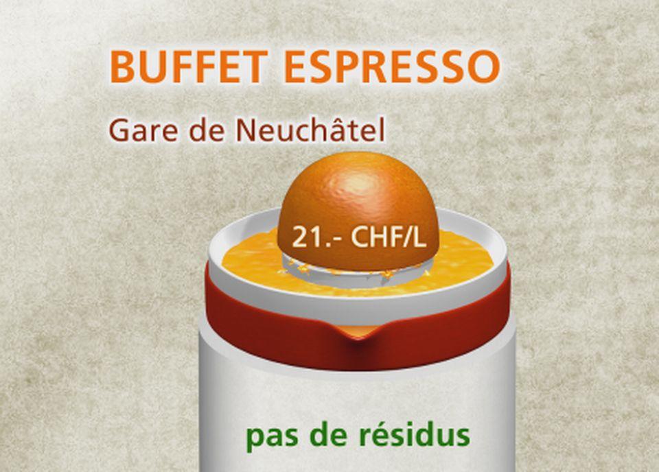 BUFFET ESPRESSO [RTS]