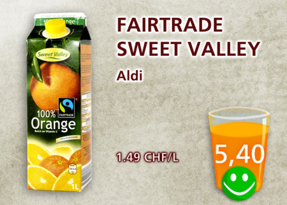 FAIRTRADE SWEET VALLEY [RTS]
