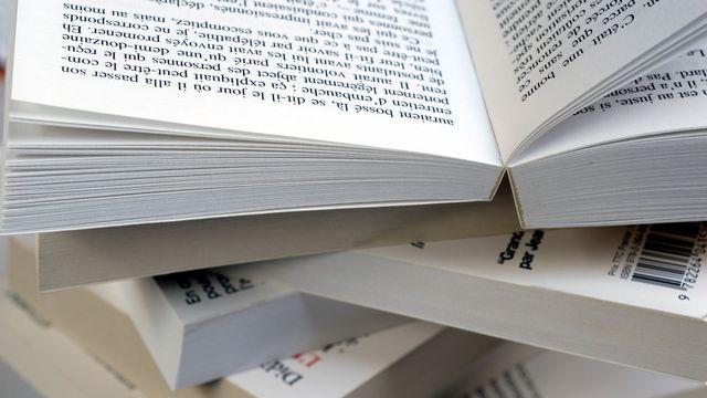 Livres. [Richard Villalon - Fotolia]
