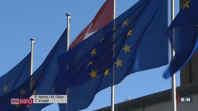 Le Conseil fédéral décide d'activer la clause de sauvegarde prévue dans l'accord de libre circulation des personnes pour limiter l'arrivée de ressortissants de huit Etats de l'Union européenne