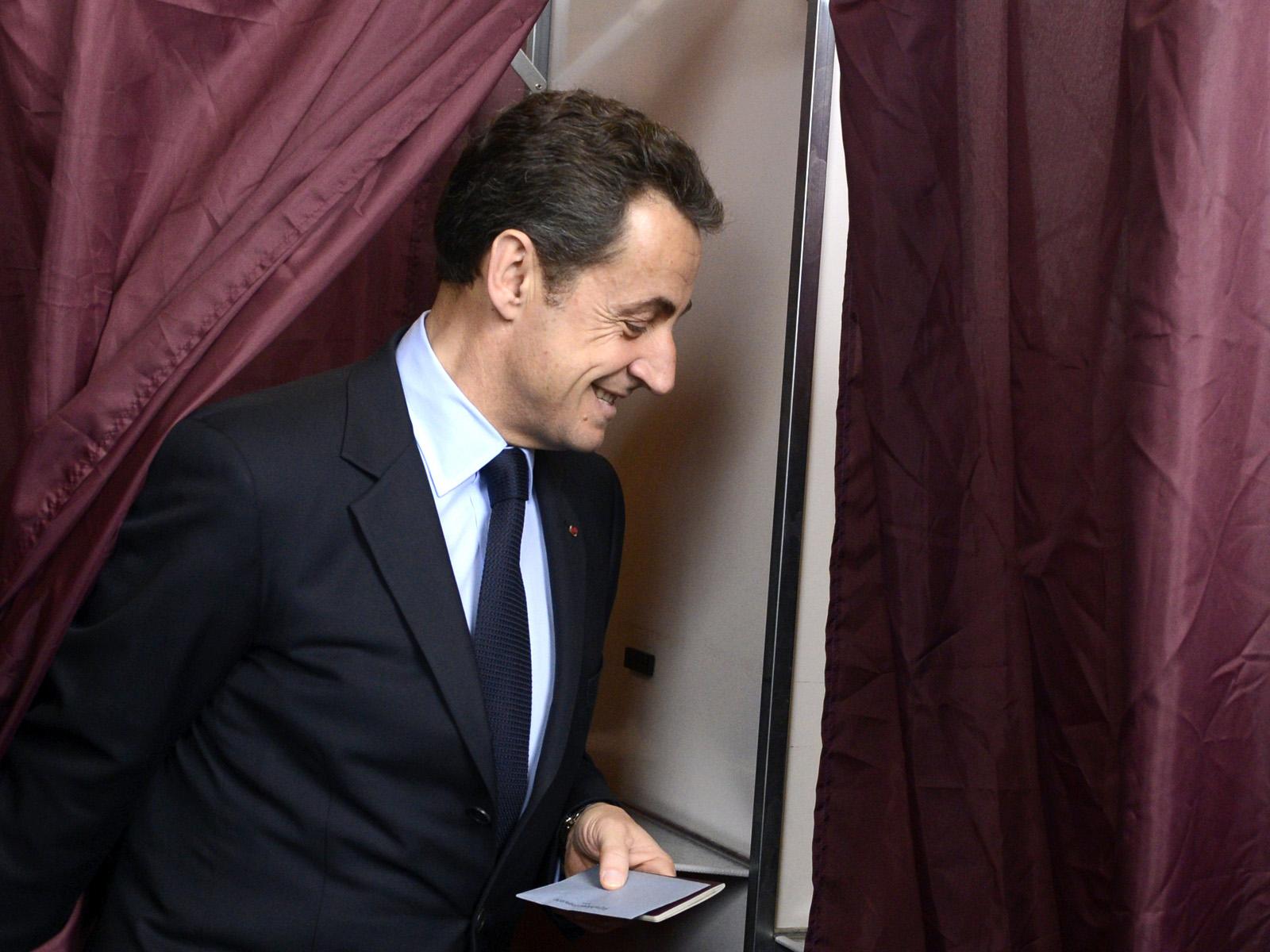 Elections régionales en coulisses sarkozy triomphe le parisien