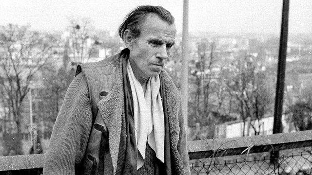 Louis-Ferdinand Céline (1894-1961), écrivain français. [AFP]