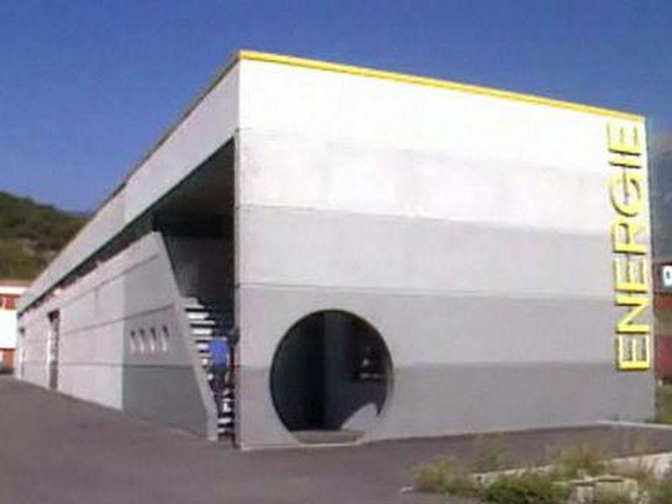 Entreprise Energie Solaire SA à Sierre [TSR 1989]