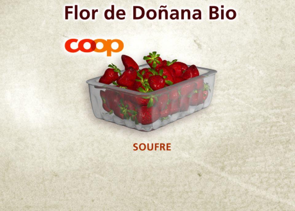 Flor de Doñana Bio [Capture d'écran - RTS]