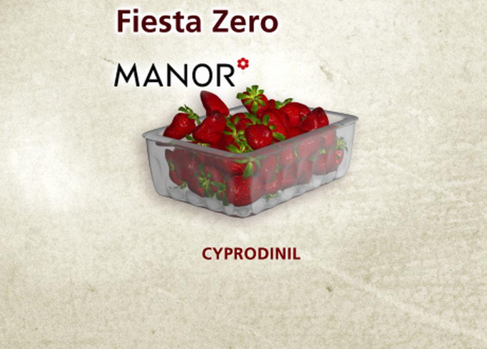 Fiesta Zero chez Manor [Capture d'écran - RTS]