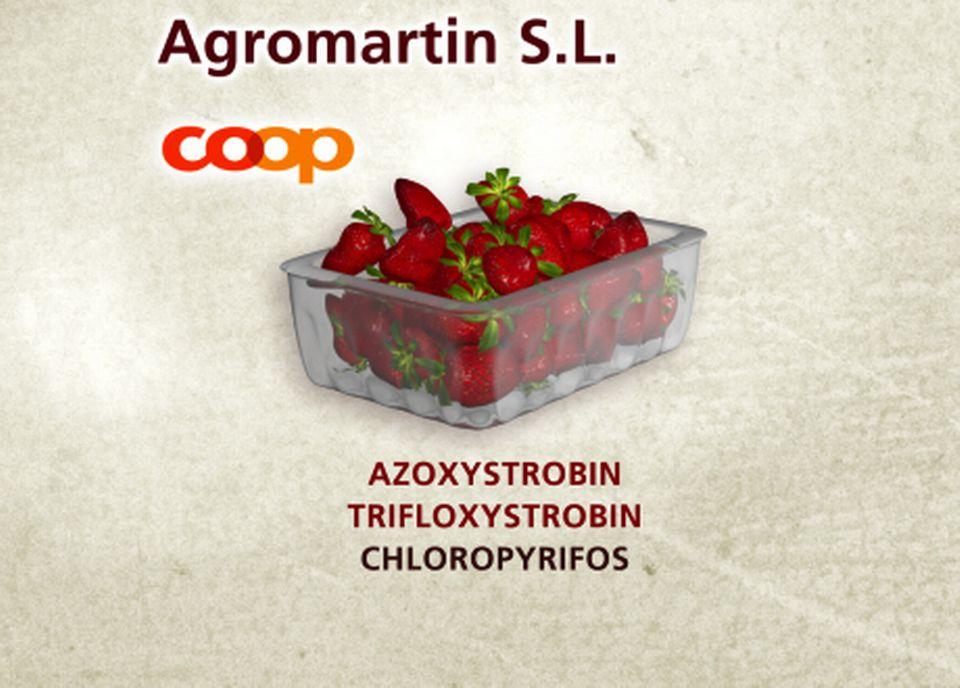 Agromartin S.L. chez Coop [Capture d'écran - RTS]