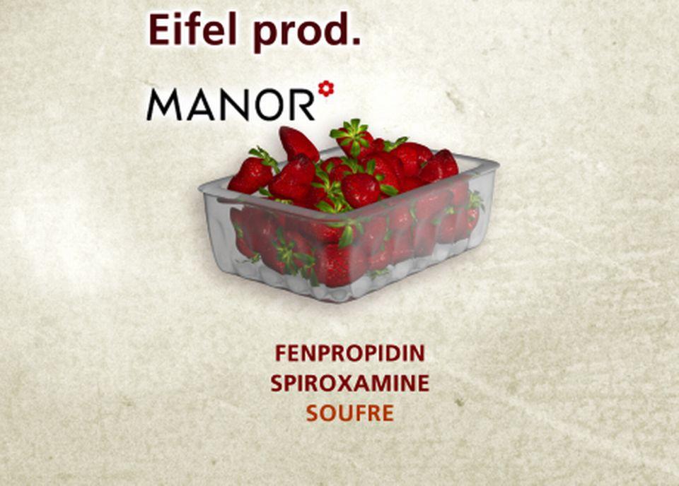 Eifel prod. Chez Manor [Capture d'écran - RTS]